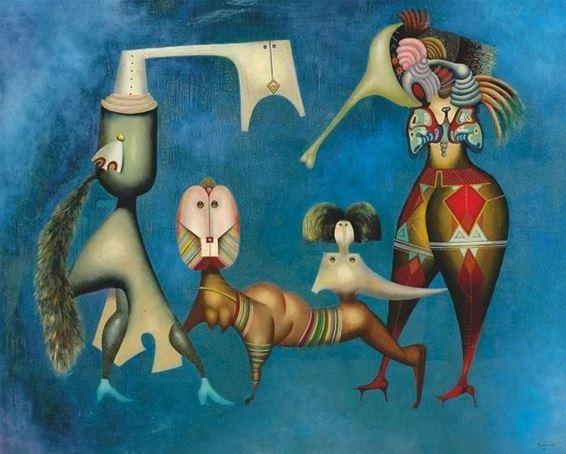 Creatures, 1979