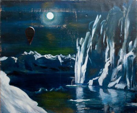 Over Icebergs (1991)