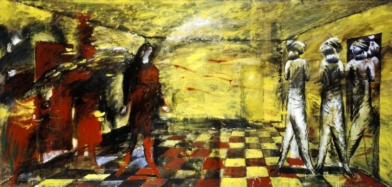 Yellow Room (1989)
