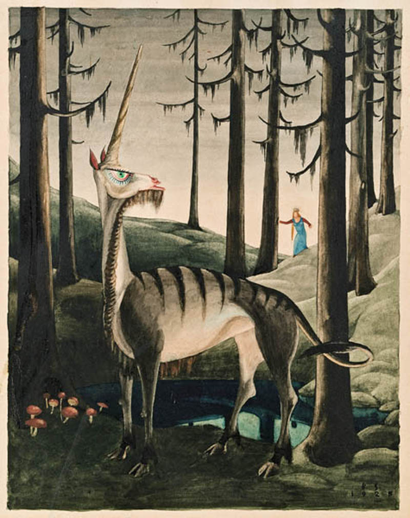 the-unicorn-1925