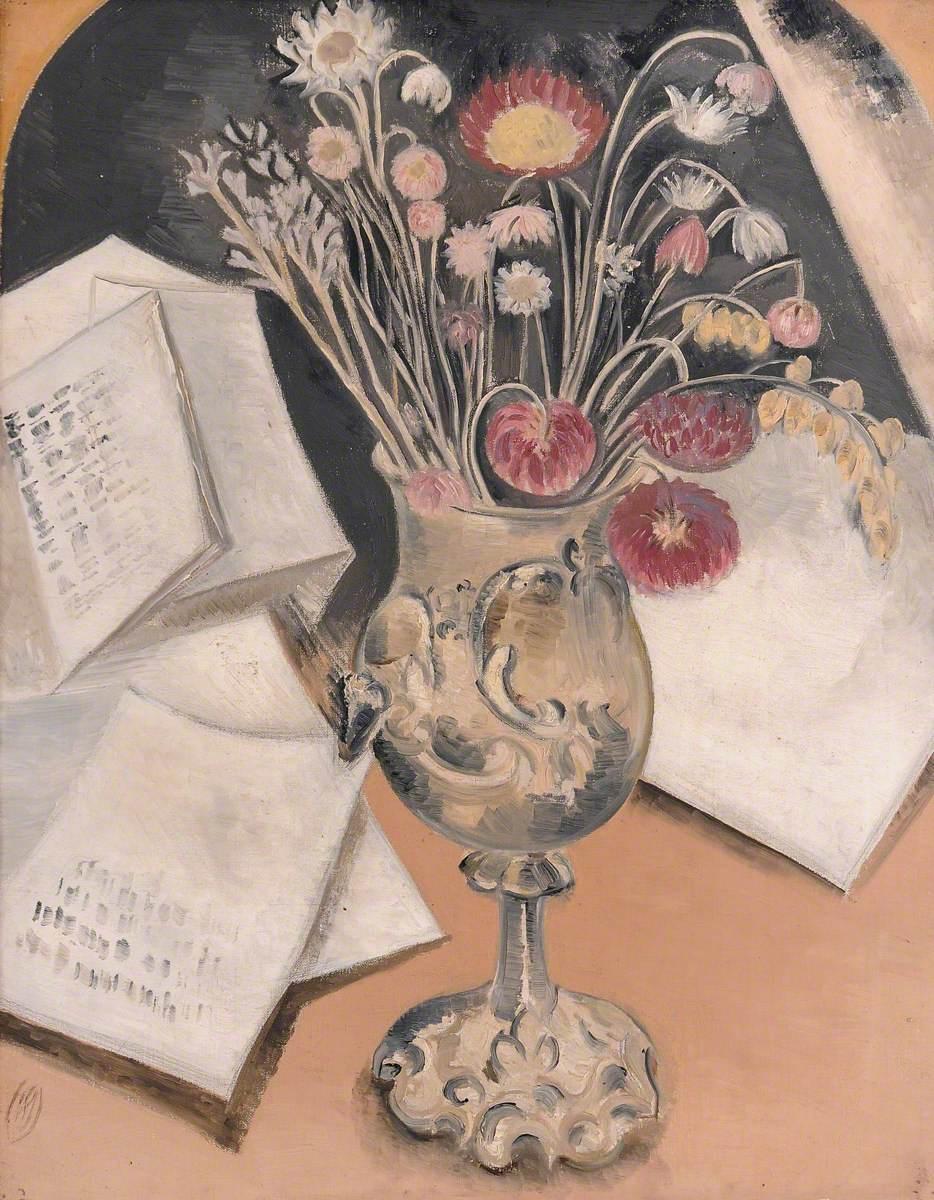 Nash, Paul, 1889-1946; Bouquet