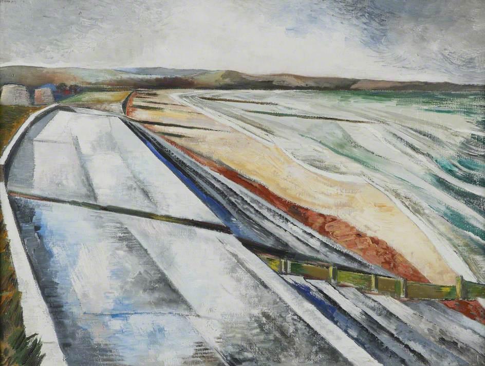 Nash, Paul, 1889-1946; Dymchurch, Kent