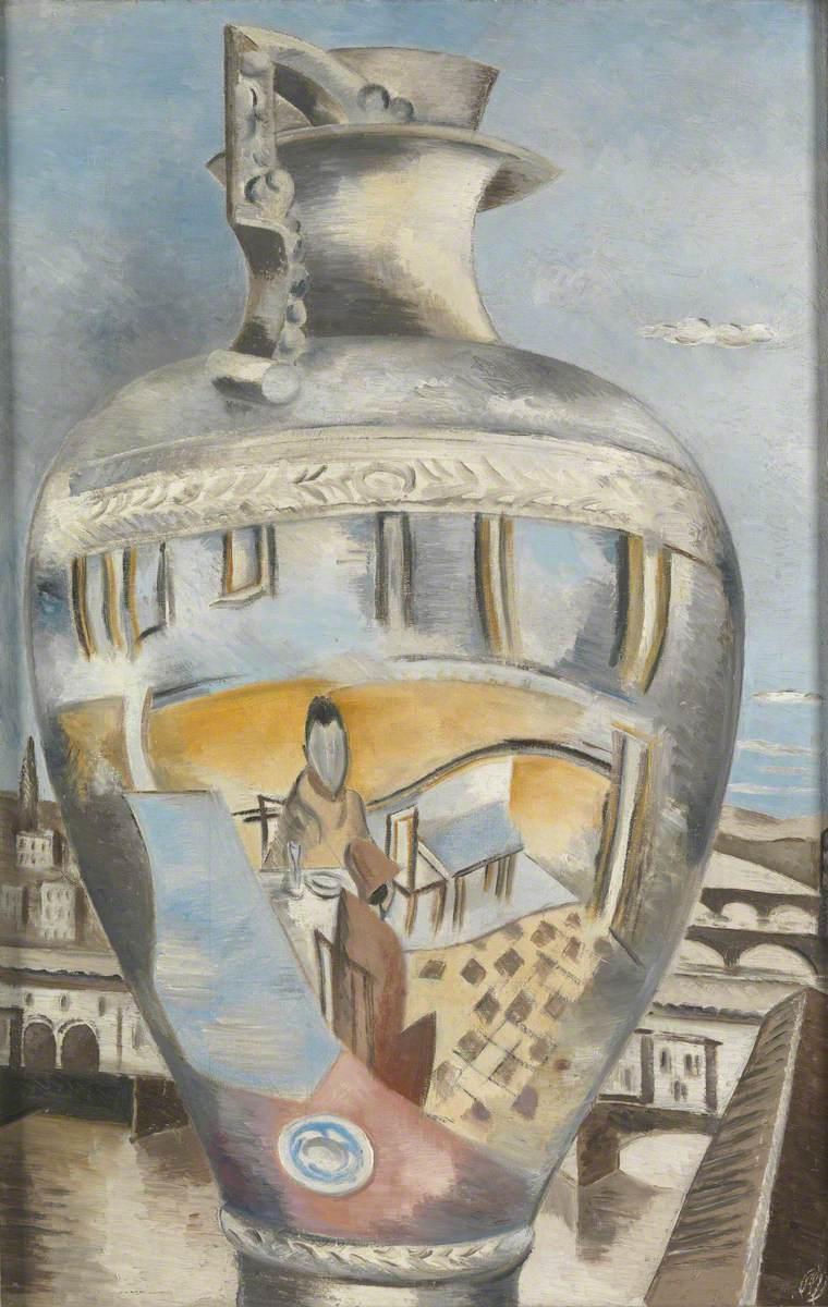 Nash, Paul, 1889-1946; Souvenir of Florence