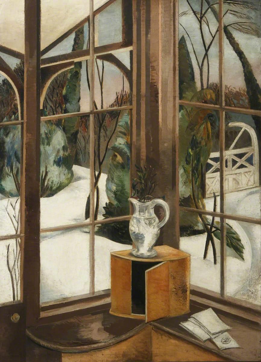Nash, Paul, 1889-1946; The Window, Iver Heath